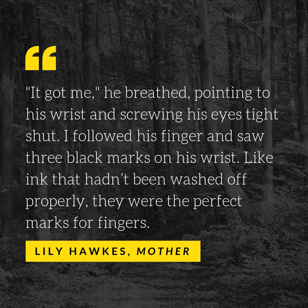 Lily Hawkes, mother (1)