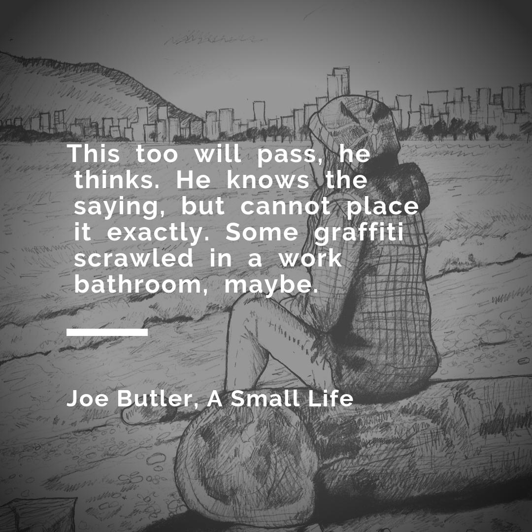 Joe Butler, A Small Life