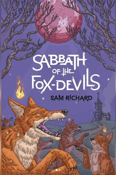 An interview with… Sam Richard