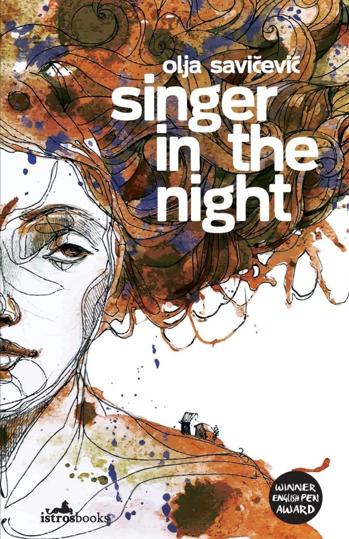 Review: Singer in the Night by OljaSavičevic