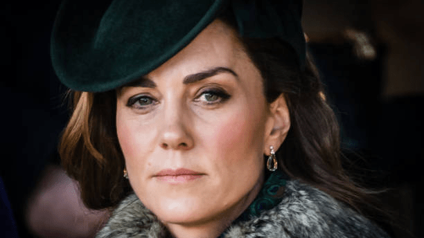 A Letter to Catherine Middleton by Orla Schätzlein